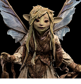The Dark Crystal: Age of Resistance Deet 1/6 Scale Statue