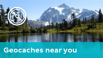 Geocaches near you