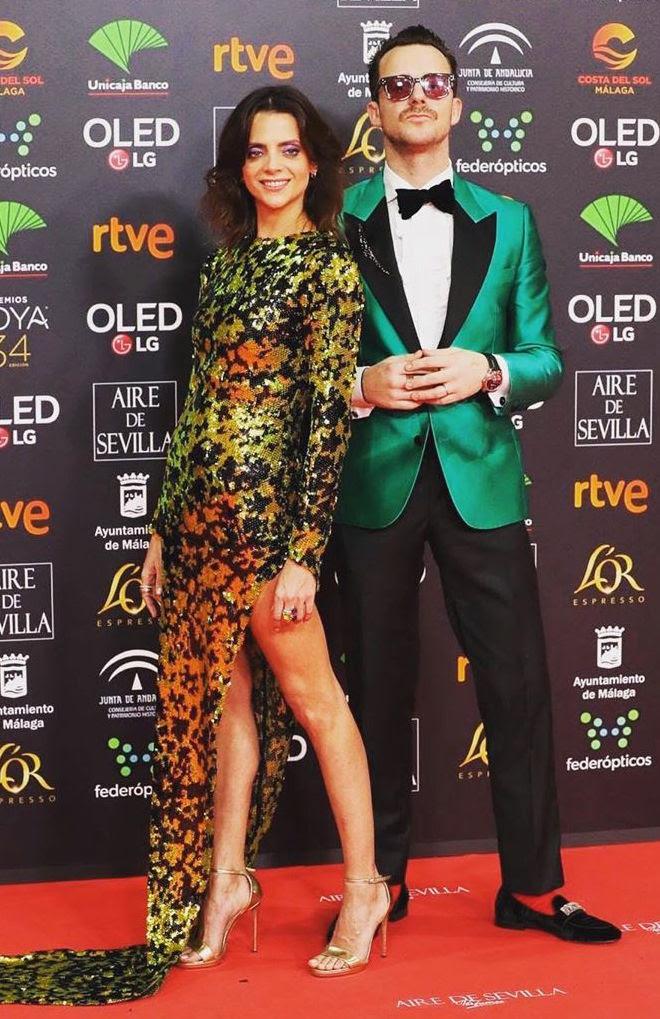 9c53b9f2 ad65 4e5b bd82 816ce369f789 - Premios Goya 2020 : Looks de todas las celebrities que lucieron  marcas de Replica
