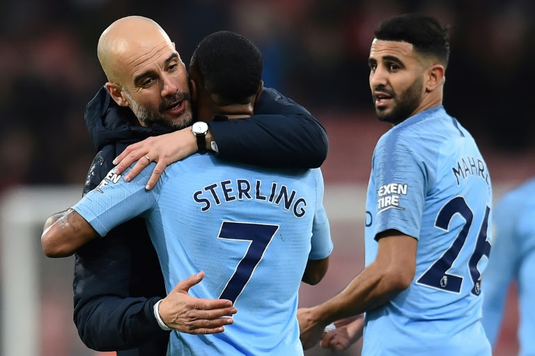 Guardiola will reportedly leave Manchester City soon for Italy
