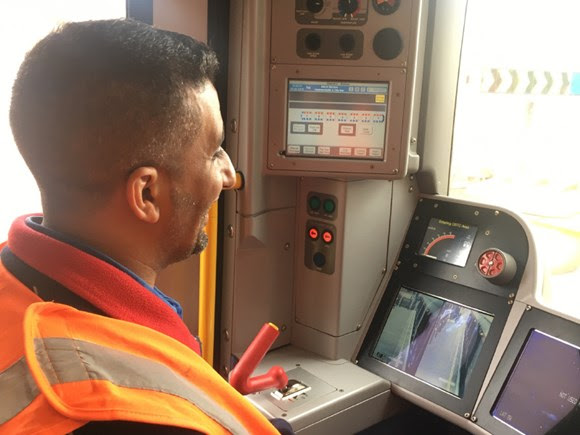 TfL Press Release - Modernisation of Tube closer than ever after successful weekend of trial operation