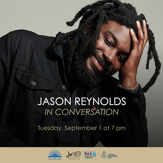 Jason Reynolds Conversation