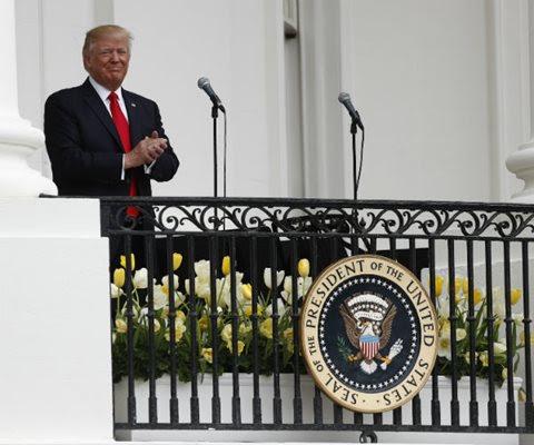 Trump: NKorea 'Outplayed' Obama, Clinton