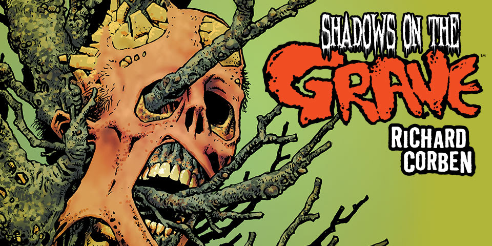 Shadows on the Grave #1