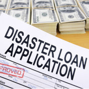 SBA Disaster Loan Applications