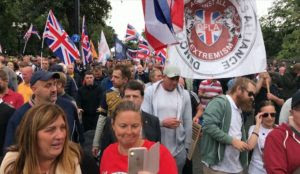 UK: Leftist group planning to disrupt demonstration against Muslim rape gangs
