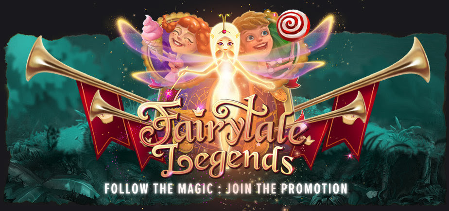 Fairytale Legends netent promotion and free spins giveaway