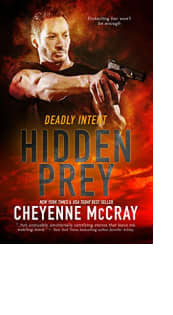 Hidden Prey by Cheyenne McCray