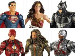 JUSTICE LEAGUE MULTIVERSE FIGURES