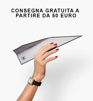 CONSEGNA GRATUITA A PARTIRE DA 50 EURO