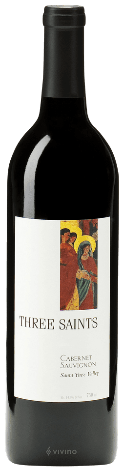 Three Saints Cabernet Sauvignon | Wine Info