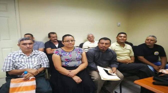 Amnistía internacional demanda garantizar el Debido Proceso a las personas defensoras de DDHH de Guapinol encarceladas
