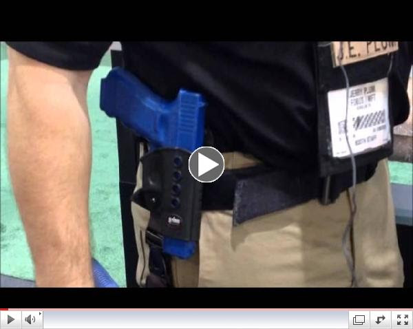 Fobus Holsters & Pouches at the 2014 SHOT Show