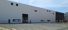 ROCKFON North America facility construction on schedule