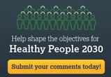 Healthy People 2030 Public Comment