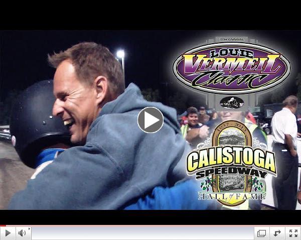 The Louie Vermeil Classic :: Calistoga Speedway