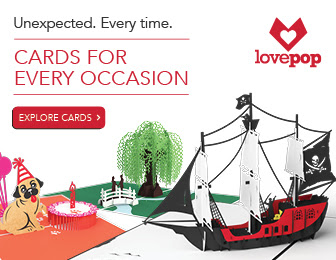 Lovepop Cards for the Holidays...