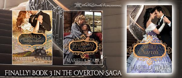 """""""Sweet Sarah"""" by Mariella Starr is now available & on sale for a limited time!"""