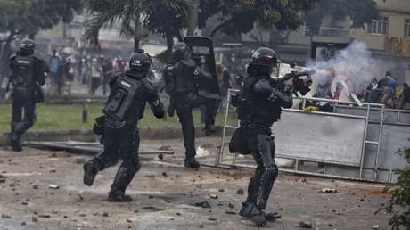 """""""Esto lo tiene que ver todo el mundo"""": Residente retrasmite en vivo las protestas en Colombia y promete denuciar la violencia ante la ONU (VIDEO)"""
