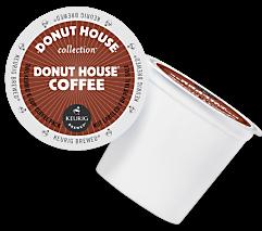 Donut House Keurig Kcup coffee