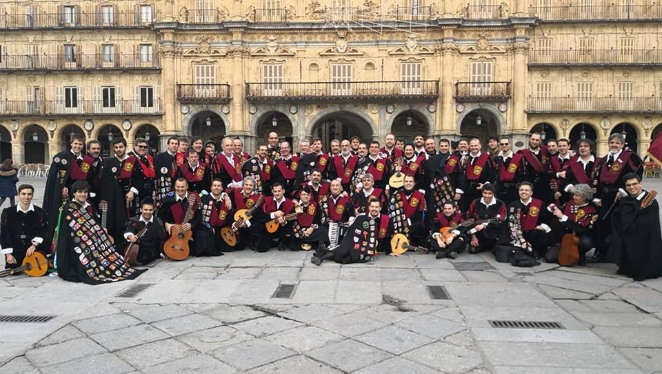La Tuna Universitaria de Salamanca