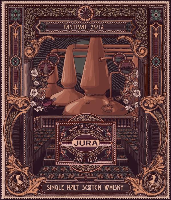 Jura Tastival 2016 winning design