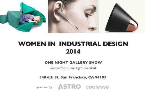 Women in Industrial Design 2014
