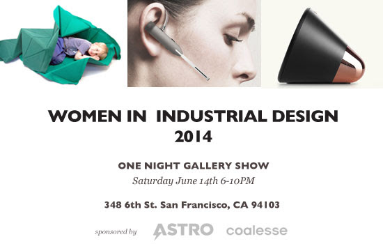 Women in Industrial Design 2014