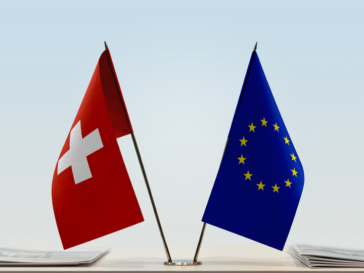 """""""A real offense for the EU is the high level of prosperity in Switzerland, including the low incomes."""""""