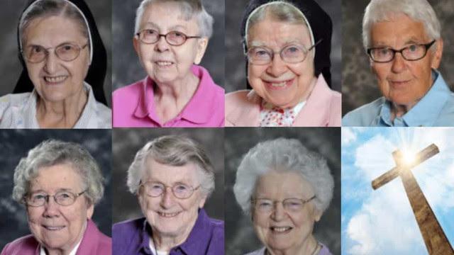 Oito freiras do mesmo convento morrem vítimas de Covid-19