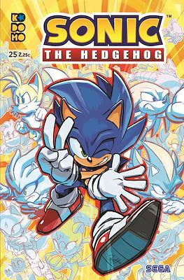 Sonic The Hedgehog (Grapa 24 pp) #25