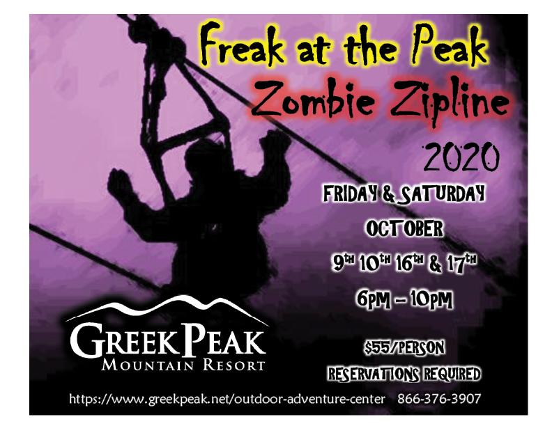 Freak at the Peak
