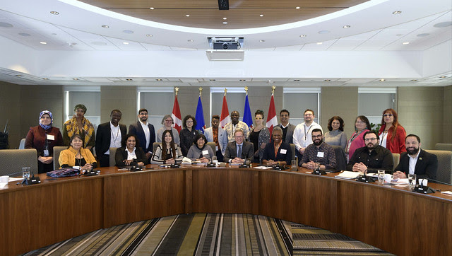 Meet Alberta's first Anti-Racism Advisory Council