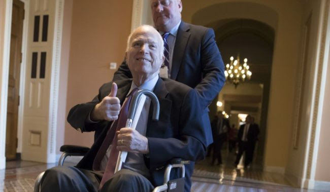 McCain Rejoins Immigration Debate with Broad Amnesty Bill