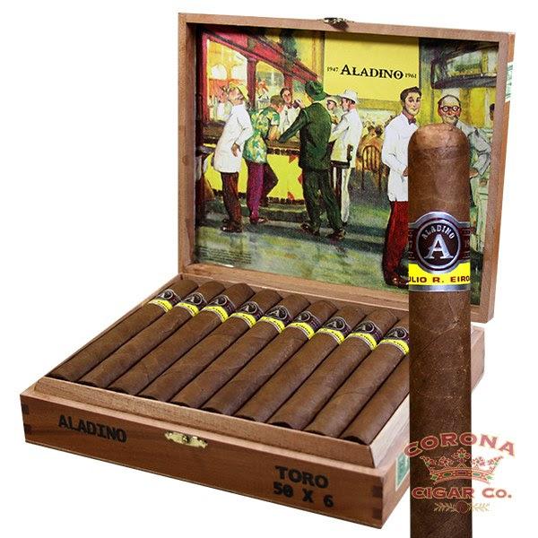 Image of Aladino Toro Cigars