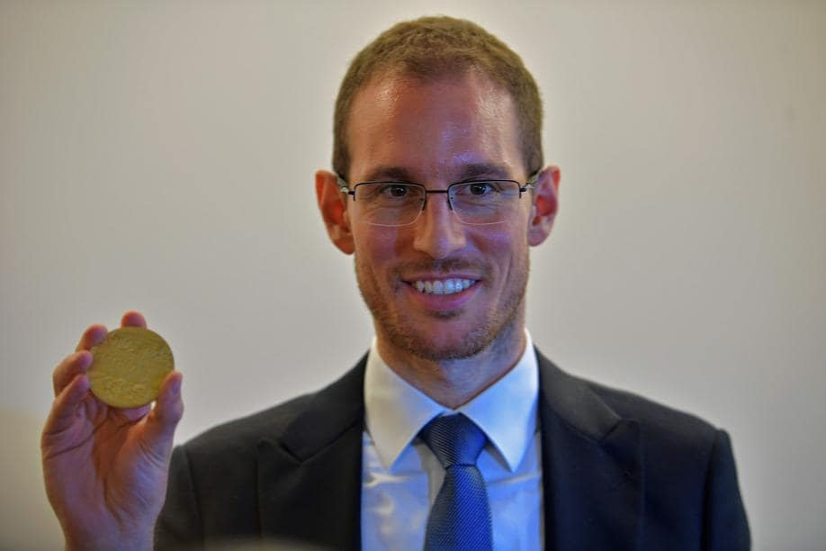 Alessio Figalli, uno dei vincitori della Fields medal, il Nobel per la matematica