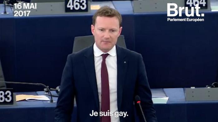 Un eurodéputé britannique s'adresse aux homosexuels persécutés en Tchétchénie