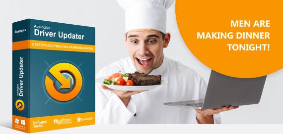 Auslogics Men Make Dinner Day 2019 Sale
