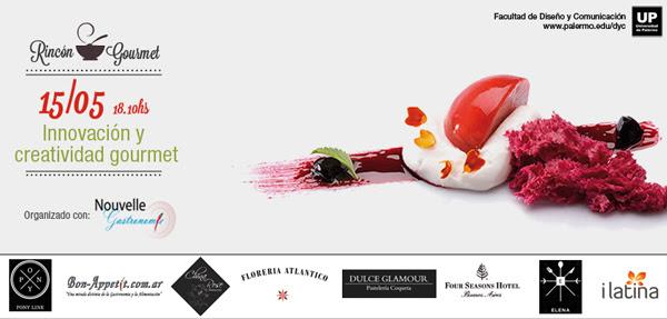 Rincón Gourmet 2013 organizado con Nouvelle Gastronomie | Innovación y creatividad gourmet
