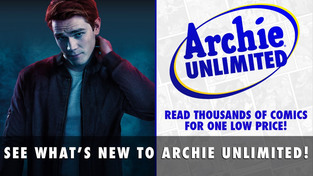 New to Archie Unlimited!