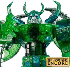 Transformers Encore Unicron (Micron Combine Color)