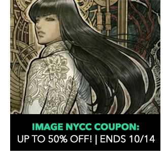 Image NYCC Coupon: up to 50% off! Sale ends 10/14.