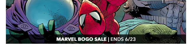 Marvel BOGO Sale! | Ends 6/23