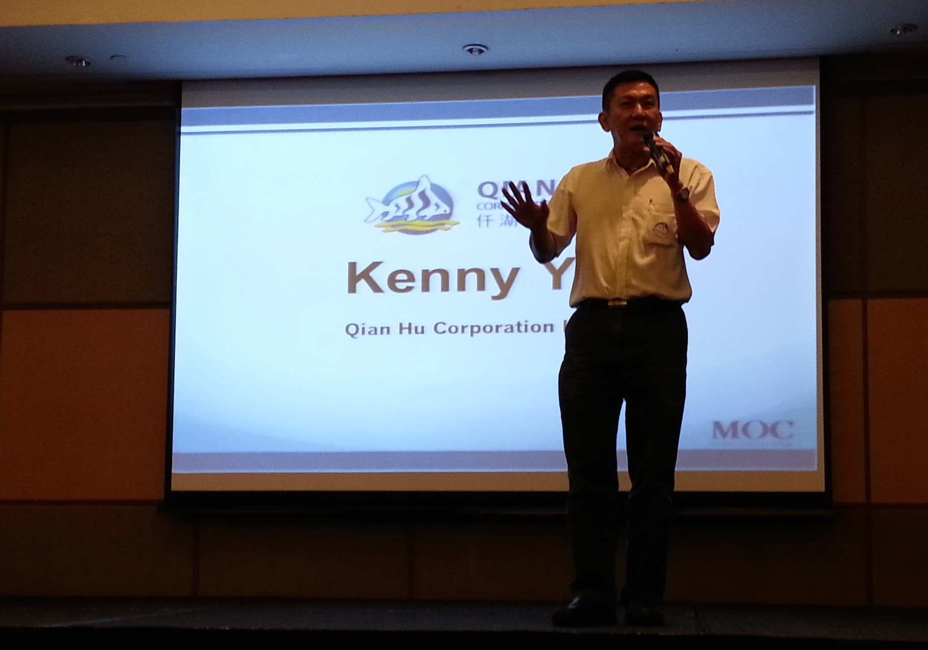 Learning from Kenny Yap of Qian Hu