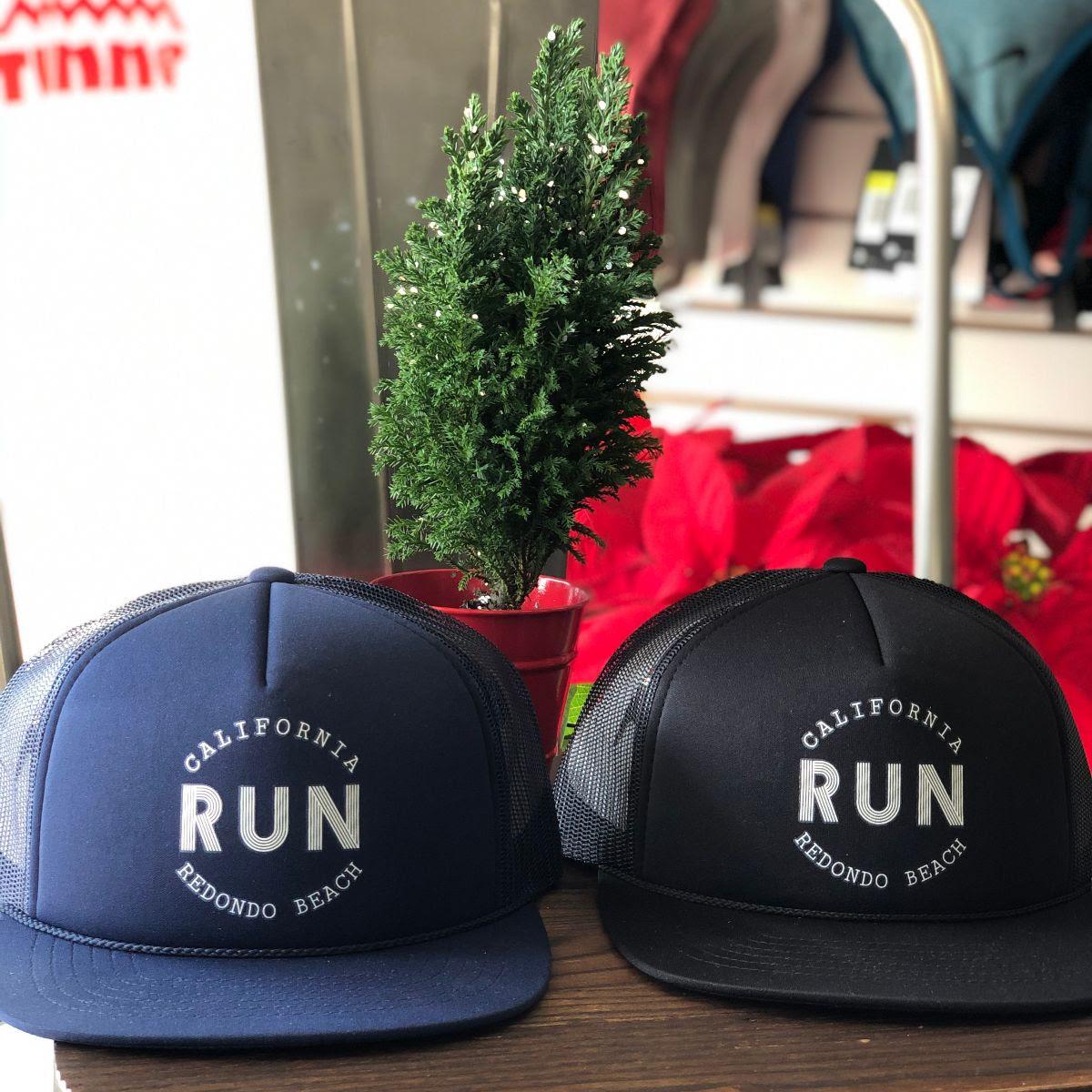 Run Redondo Hats