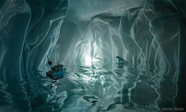 изображение, снятое в ванне Микко Пааси