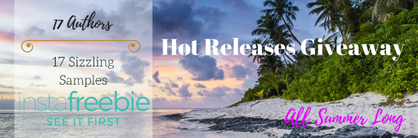 Hot Releases Giveaway