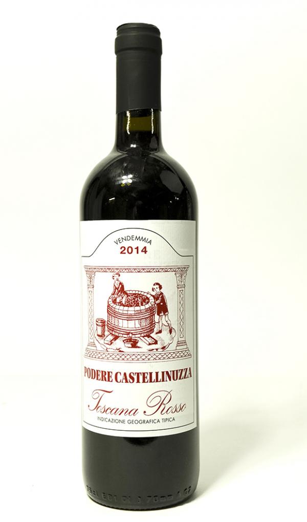 Toscana Rosso, Podere Castellinuzza