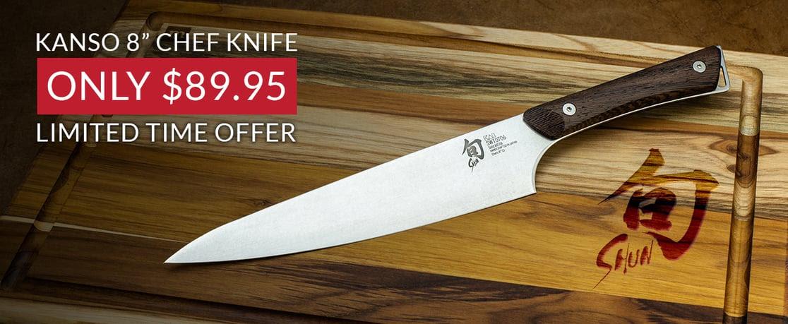 shun-kanso-chef-knife-8-inch-promo