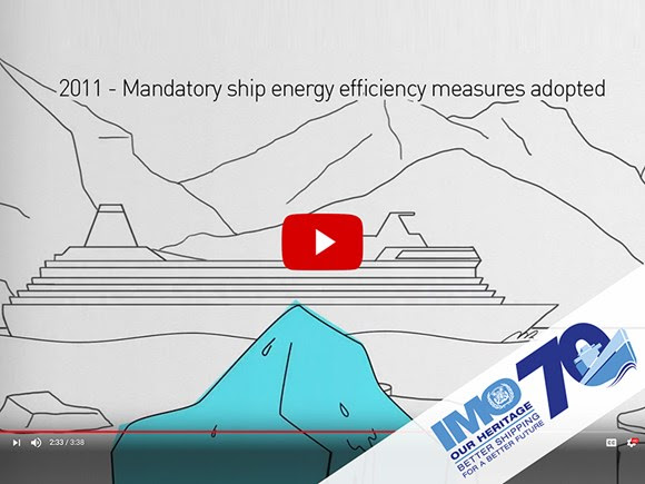Animating 70 years of better shipping for a better future